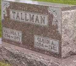 TALLMAN, MALINDA E. - Seneca County, Ohio | MALINDA E. TALLMAN - Ohio Gravestone Photos
