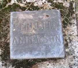 ANERSON, PERMELIA - Shelby County, Ohio | PERMELIA ANERSON - Ohio Gravestone Photos