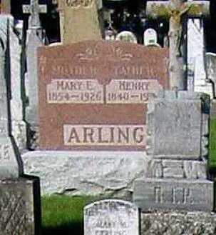ARLING, HENRY - Shelby County, Ohio | HENRY ARLING - Ohio Gravestone Photos