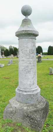 ASHMORE, FLORENCE - Shelby County, Ohio | FLORENCE ASHMORE - Ohio Gravestone Photos