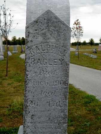 BAGLEY, SAMUEL H. - Shelby County, Ohio | SAMUEL H. BAGLEY - Ohio Gravestone Photos