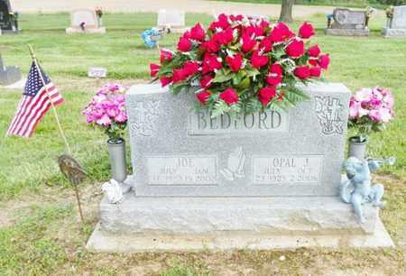 BEDFORD, OPAL J. - Shelby County, Ohio   OPAL J. BEDFORD - Ohio Gravestone Photos