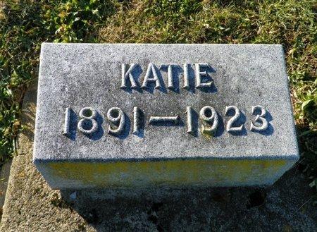 BENNETT, KATIE - Shelby County, Ohio | KATIE BENNETT - Ohio Gravestone Photos