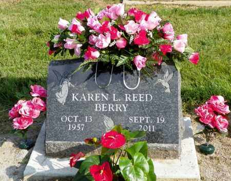 REED BERRY, KAREN L. - Shelby County, Ohio | KAREN L. REED BERRY - Ohio Gravestone Photos
