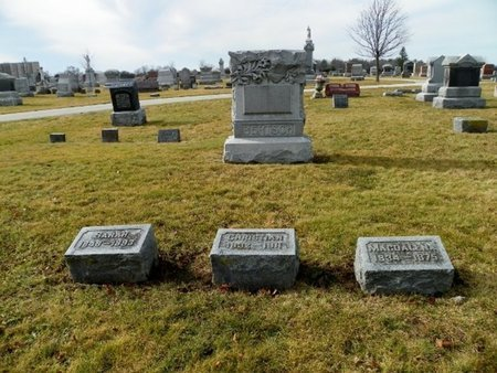 BERTSCH, CHRISTIAN - Shelby County, Ohio | CHRISTIAN BERTSCH - Ohio Gravestone Photos