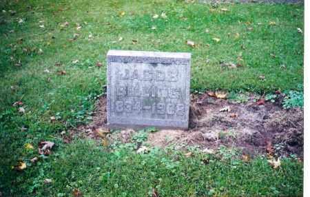 BILLING, JACOB - Shelby County, Ohio   JACOB BILLING - Ohio Gravestone Photos