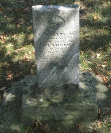 BLAKELY, WILLIAM M - Shelby County, Ohio | WILLIAM M BLAKELY - Ohio Gravestone Photos