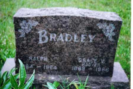 BRADLEY, RALPH - Shelby County, Ohio | RALPH BRADLEY - Ohio Gravestone Photos
