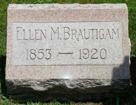 BRAUTIGAM, ELLEN M. - Shelby County, Ohio   ELLEN M. BRAUTIGAM - Ohio Gravestone Photos