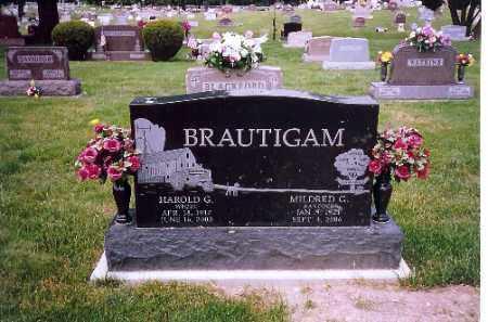 BRAUTIGAM, HAROLD G. - Shelby County, Ohio   HAROLD G. BRAUTIGAM - Ohio Gravestone Photos