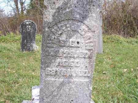 CAIN, HENRY J - Shelby County, Ohio | HENRY J CAIN - Ohio Gravestone Photos