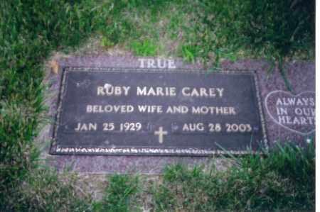 CAREY, RUBY MARIE - Shelby County, Ohio   RUBY MARIE CAREY - Ohio Gravestone Photos