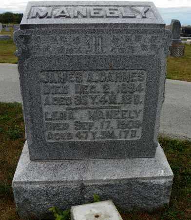 MANEELY, LENA - Shelby County, Ohio | LENA MANEELY - Ohio Gravestone Photos