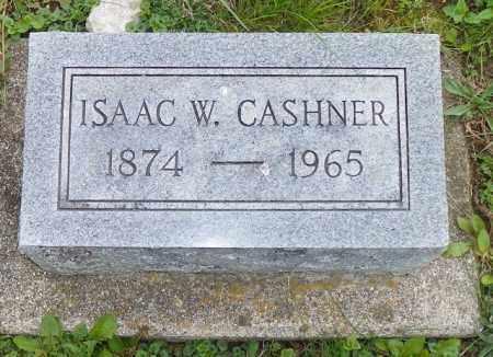 CASHNER, ISAAC W. - Shelby County, Ohio | ISAAC W. CASHNER - Ohio Gravestone Photos