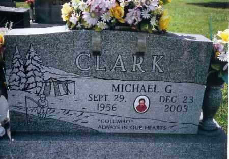 CLARK, MICHAEL G. - Shelby County, Ohio | MICHAEL G. CLARK - Ohio Gravestone Photos
