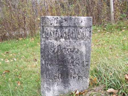 CLAWSON, JOSIA - Shelby County, Ohio | JOSIA CLAWSON - Ohio Gravestone Photos