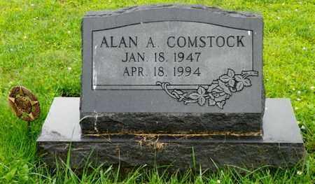 COMSTOCK, DONALD A. - Shelby County, Ohio | DONALD A. COMSTOCK - Ohio Gravestone Photos