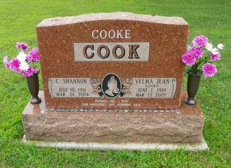 GODSEY COOK, VELMA JEAN - Shelby County, Ohio | VELMA JEAN GODSEY COOK - Ohio Gravestone Photos