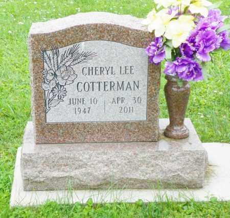 COTTERMAN, CHERYL LEE - Shelby County, Ohio | CHERYL LEE COTTERMAN - Ohio Gravestone Photos