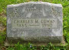 COWAN, CHARLES M. - Shelby County, Ohio | CHARLES M. COWAN - Ohio Gravestone Photos