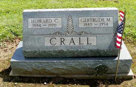 RICHARDS CRALL, GERTRUDE MAE - Shelby County, Ohio | GERTRUDE MAE RICHARDS CRALL - Ohio Gravestone Photos