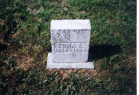 CROTINGER, EDNA L - Shelby County, Ohio   EDNA L CROTINGER - Ohio Gravestone Photos