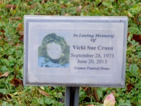 CRUEA, VICKI SUE - Shelby County, Ohio   VICKI SUE CRUEA - Ohio Gravestone Photos