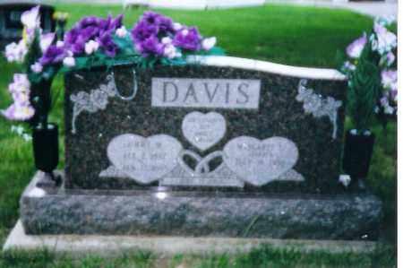 DAVIS, JIMMY - Shelby County, Ohio | JIMMY DAVIS - Ohio Gravestone Photos