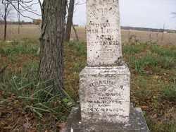DAVIS, SARAH - Shelby County, Ohio | SARAH DAVIS - Ohio Gravestone Photos