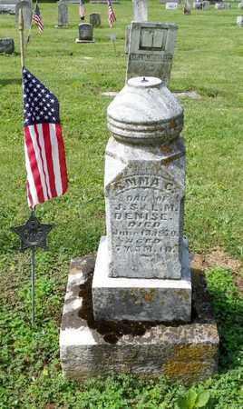 DENISE, EMMA C. - Shelby County, Ohio | EMMA C. DENISE - Ohio Gravestone Photos
