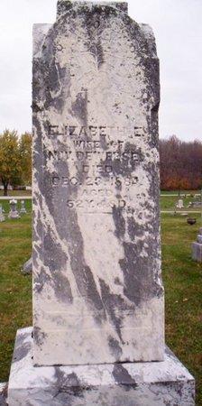 DEWEESE, ELIZABETH E. - Shelby County, Ohio   ELIZABETH E. DEWEESE - Ohio Gravestone Photos