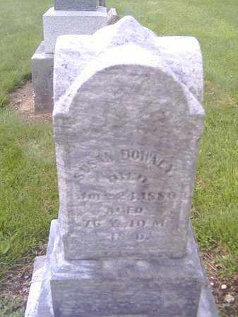 DOWNEY, SUSAN - Shelby County, Ohio   SUSAN DOWNEY - Ohio Gravestone Photos