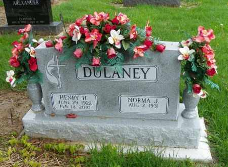 """DULANEY, HENRY """"DUDE"""" HARRISON JR. - Shelby County, Ohio 