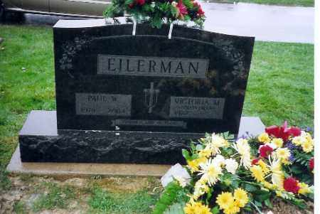 EILERMAN, PAUL W - Shelby County, Ohio | PAUL W EILERMAN - Ohio Gravestone Photos