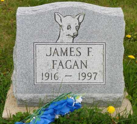 FAGAN, JAMES F. - Shelby County, Ohio | JAMES F. FAGAN - Ohio Gravestone Photos