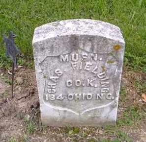 FIELDING, CHARLES - Shelby County, Ohio   CHARLES FIELDING - Ohio Gravestone Photos