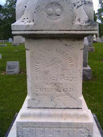 FIELDING, WILLIAM - Shelby County, Ohio | WILLIAM FIELDING - Ohio Gravestone Photos