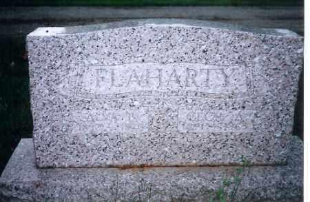 FLAHARTY, CECIL ELLOITT - Shelby County, Ohio | CECIL ELLOITT FLAHARTY - Ohio Gravestone Photos