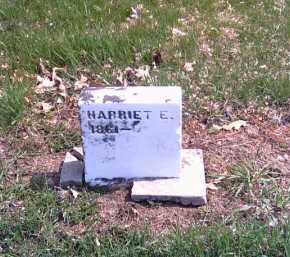 FRANKEBERGER, HARRIET E. - Shelby County, Ohio | HARRIET E. FRANKEBERGER - Ohio Gravestone Photos