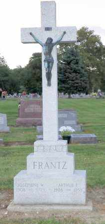 FRANTZ, ARTHUR F. - Shelby County, Ohio | ARTHUR F. FRANTZ - Ohio Gravestone Photos