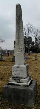 FRY, HARLEY O. - Shelby County, Ohio | HARLEY O. FRY - Ohio Gravestone Photos