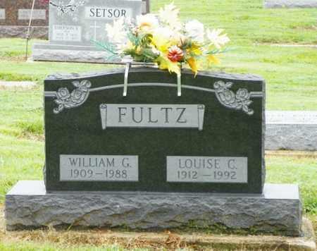FULTZ, LOUISE C. - Shelby County, Ohio | LOUISE C. FULTZ - Ohio Gravestone Photos