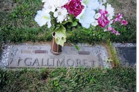 GALLIMORE SR., PAUL - Shelby County, Ohio | PAUL GALLIMORE SR. - Ohio Gravestone Photos
