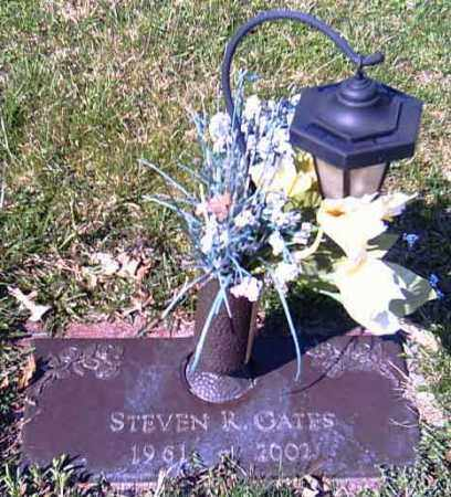 GATES, STEVEN R. - Shelby County, Ohio | STEVEN R. GATES - Ohio Gravestone Photos