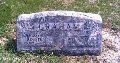 GRAHAM, JESSIE G. - Shelby County, Ohio | JESSIE G. GRAHAM - Ohio Gravestone Photos