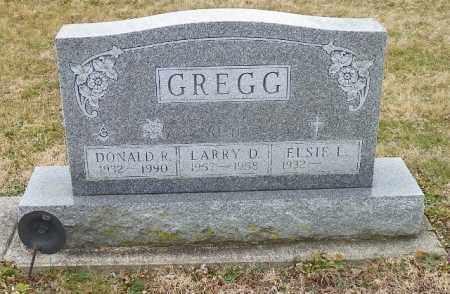 GREGG, ELSIE - Shelby County, Ohio | ELSIE GREGG - Ohio Gravestone Photos
