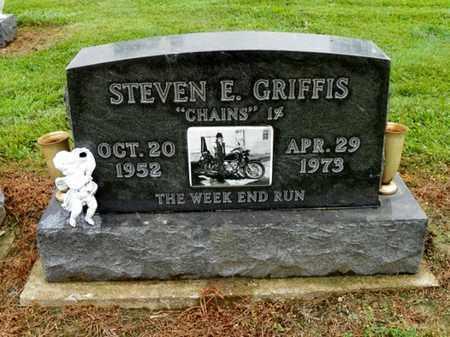 GRIFFIS, STEVEN E. - Shelby County, Ohio | STEVEN E. GRIFFIS - Ohio Gravestone Photos