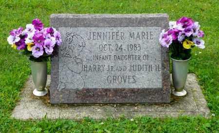 GROVES, JENNIFER MARIE - Shelby County, Ohio | JENNIFER MARIE GROVES - Ohio Gravestone Photos