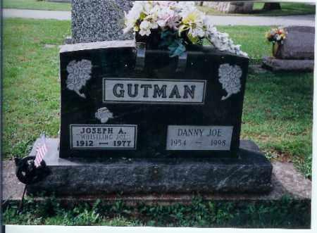GUTMAN, JOSEPH A. - Shelby County, Ohio | JOSEPH A. GUTMAN - Ohio Gravestone Photos