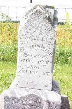 HABERKAMP, WILLIAM G - Shelby County, Ohio | WILLIAM G HABERKAMP - Ohio Gravestone Photos